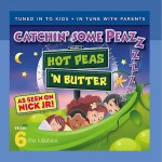 Hot Peas 'N Butter: Catchin' Some Peazzz