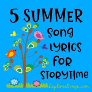 Summer song lyrics